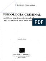 PSICOLOGIA CRIMUNAL