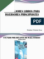Ibrahim Velutini Sosa - Los 6 Libros Para Inversores Principiantes
