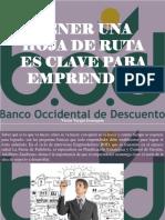 Víctor Vargas Irausquín - Tener Una Hoja de Ruta Es Clave Para Emprender
