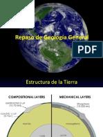 Repaso de Geología General