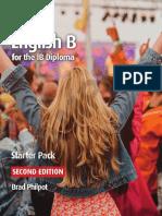 IB English Starter Pack