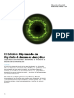 II Edición Big Data & Business Analytics VF