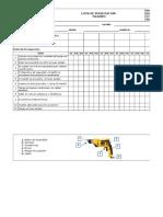 Indice de Documentos