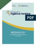 Módulo 1 – a Vigilância Sanitária No SUS