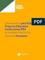 Proyecto Educativo Institucional EPA