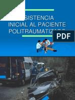 Atencion Inicial Victima Politraumatizada