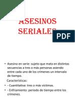 Exposicion Asesino Serial