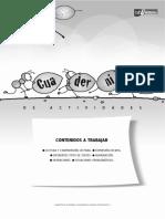 Cuadernillo de Actividades Para 1º y 2º Ciclo