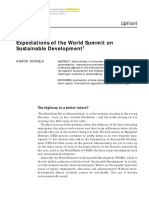 UN - 2002 - Report of the World Summit on Sustainable Development
