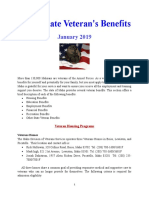 Vet State Benefits - ID 2019
