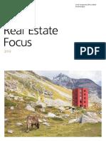 Swiss Real Estate Focus 2019 De