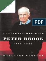 Margaret Croyden - Conversations with Peter Brook_ 1970-2000-Faber & Faber (2003).epub