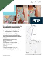 cross-back apron