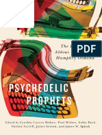 (McGill-Queen's_Associated Medical Services Studies in the History of Medicine, H) Cynthia Carson Bisbee, Paul Bisbee, Erika Dyck, Patrick Farrell - Psychedelic Prophets_ The Letters of Aldous Huxley.pdf