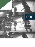 Bordwell, David.el Arte Cinemat - Desconocido