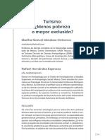 Turismo, Pobreza-exclusión. Mendoza-Hernández.pdf
