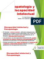 1° Retraso mental vs disc intelectual Yanet