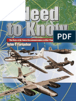 Air Force Recon History