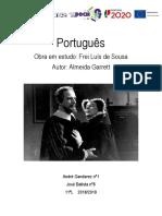 Português 11 ano GALHARDEZ