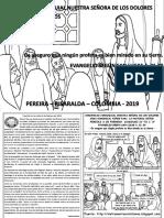 HOJITA EVANGELIO NIÑOS DOMINGO IV TO C 19 BN