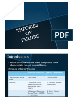 9-Theories of Failure (1)