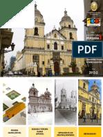 Iglesia de San Pedro - Lima, Perú