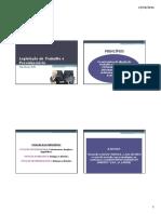 Slide - Princípios Do Direto Do Trabalho