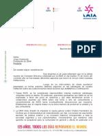 Carta DAIA Resolucion en CD
