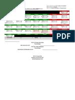 Planificación de Guardias Médico Residentes Abril M2