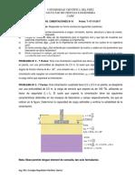 2° PRACTICA DE CIMENTACIONES --ING. NAPOLEON