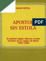 Un Apostol Sin Estola - HILDE FIRTEL