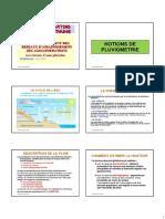 327109785 6 Dimensionnement Des Reseaux d Assainissement Eaux Pluviales PDF