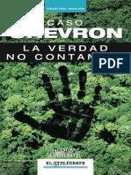 Libro Chevron La Verdad No Contaminada
