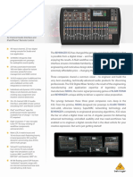 BEHRINGER_X32 P0ASF_Product Information Document.pdf