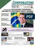 Jornal Corporativo Número 3045. de 1, 2 e 3 de Fevereiro