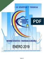 Informe económico del Centro de Almaceneros de Córdoba