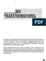 2. Liderazgo Transformacional