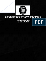 Adam Art Workers Union