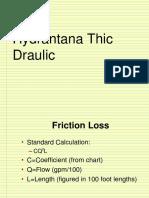 Hydrantana Tic Draulic