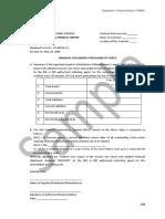 BAC Bidding Documents