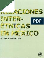 las relaciones interetnicas en mexico