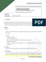 AMI4101 Instrucciones Proyect Aplic