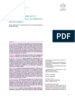 Características Patogénicas de Cepas de Pseudomonas Aeruginosa