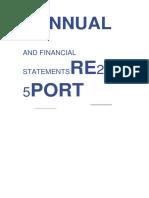 2015 NIB Annual Report
