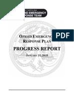 OERT Plan Progress Report_1!31!19 FINAL