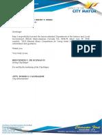 DILG Memorandum Circular 2018-36