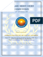 2nd Saarc Moot Court Competition Brochure (1)