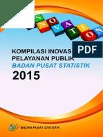 Publikasi Kompilasi Inovasi BPS