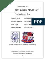 Ankit Final Project Report of 6th Sem