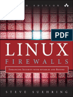 Linux Firewalls Enhancing Security With Nftables and Beyond, 4th Edition